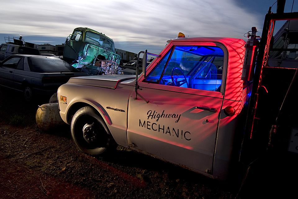 Highway Mechanic  :::::  2010  :::::  Searchlight, Nevada