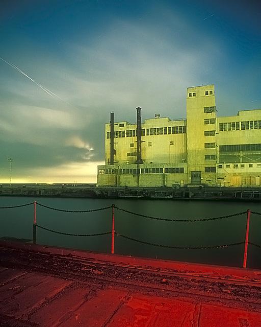 Factory Moonrise  :::::