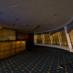 Curved Room  :::::  The Constitution Lounge