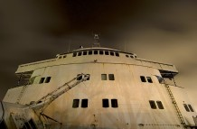 SS Independence: Ghost Ship