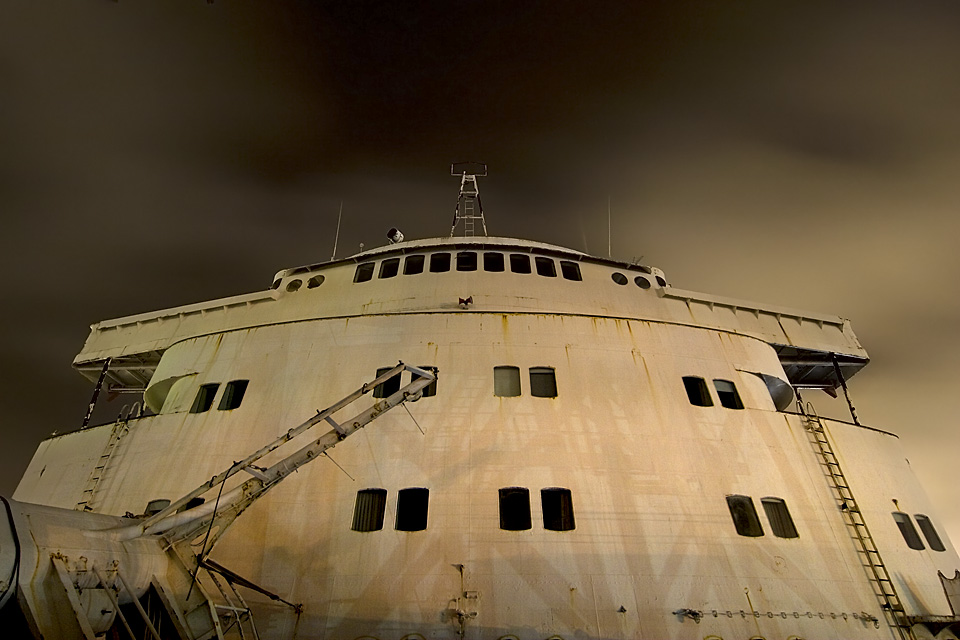ss independence  ghost ship