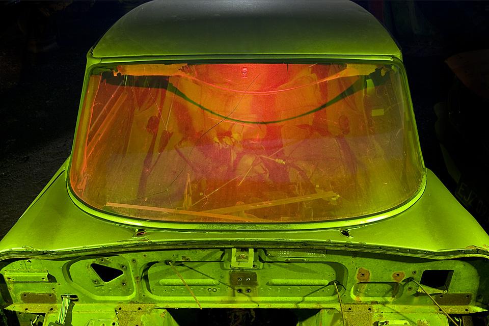 Coventry Firewall  :::::  2010  :::::  Series 1 Jaguar XKE  :::::  Jaguar Heaven, Stockton, California