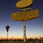 Coffee Sunset  :::::  2012  :::::  Delano, California