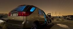 High Tension Rendezvous  :::::  2002 Buick Rendezvous
