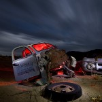 Sierra Materials  :::::  2011  :::::  Mid-'50s Ford Truck  :::::  Kincaid, Nevada