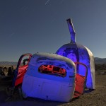 The Purple Pumpkin  :::::  2011  :::::  Mid-'50s Ford Truck  :::::  Kincaid, Nevada