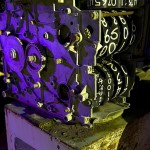 Purple Pump Guts  :::::  2006  :::::  Kramer Junction, California.