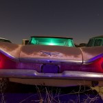 Scowl  :::::  2006  :::::  1959 Buick  :::::  Antelope Valley, California