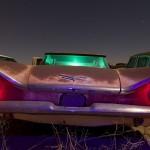Scowl  :::::  2006  :::::  1959 Buick  :::::  Antelope Valley, California