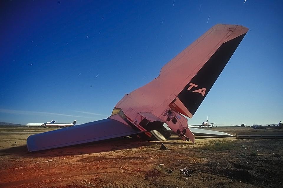 TA  :::::  2003  :::::  Delta L1011 tail.