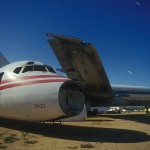 Jet Age Junk  :::::  2003  :::::  TWA DC-9 and Delta L1011.  These airframes no longer exist.
