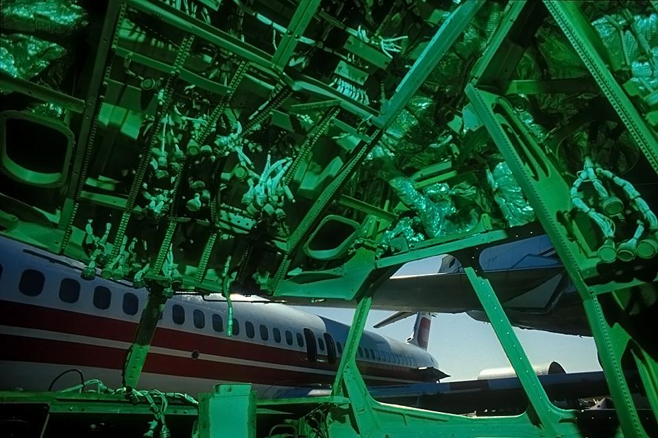Green Cockpit  :::::  2003