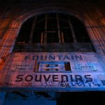 Fountain/Souvenirs  :::::  2006  ::::::  Oakland, California.