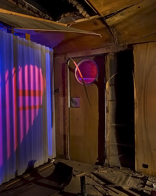 The Martian Porthole  :::::  Imperial Mansion travel trailer