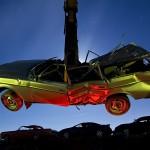 Boxy But Safe  :::::  Circa 1990 Volvo Wagon