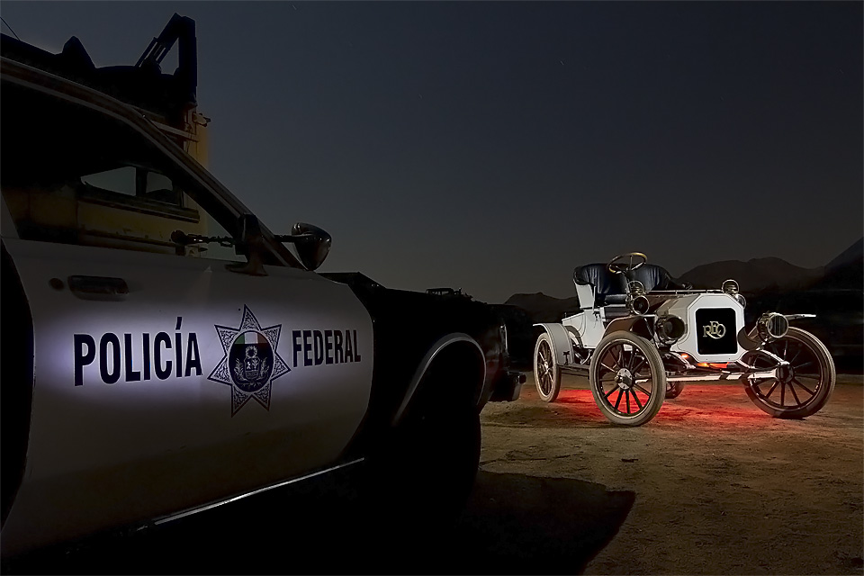 Pancho Villa  :::::  1908 REO Model B
