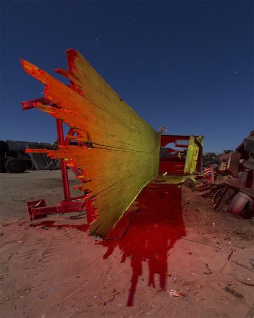 Radioactive Boardtrack  :::::  Semi Truck Trailer