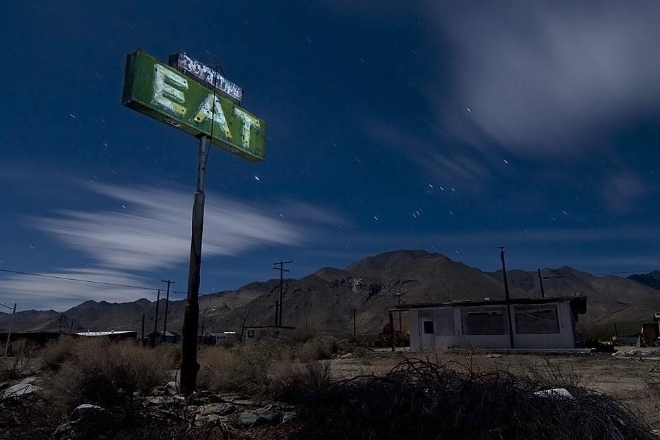 EAT  :::::  2008  ::::::  Pearsonville, California.