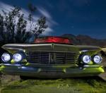 Floating Headlights  :::::  1963 Chrysler Imperial