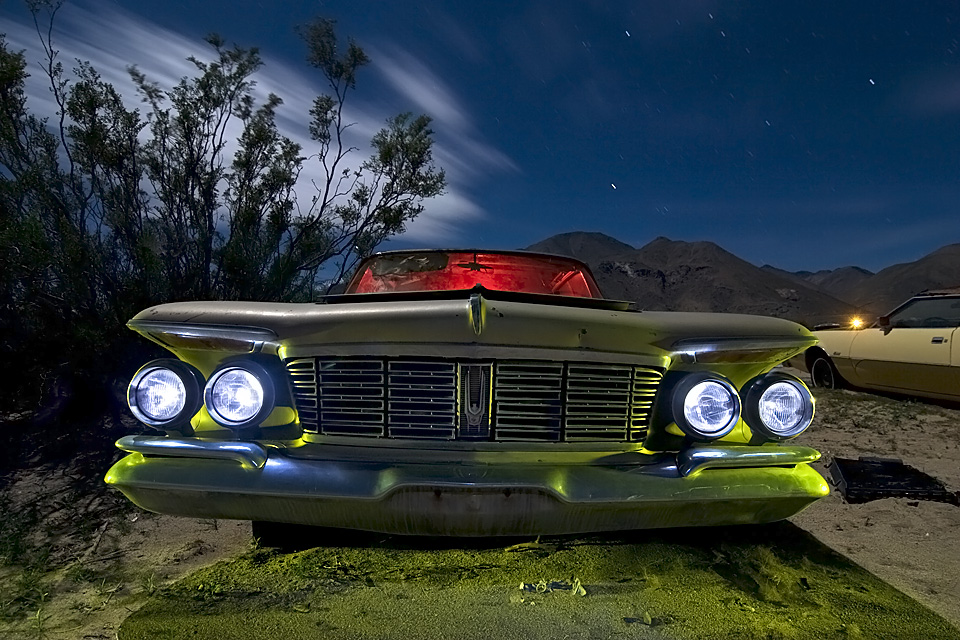 Floating Headlights  :::::  1963 Chrysler Imperial