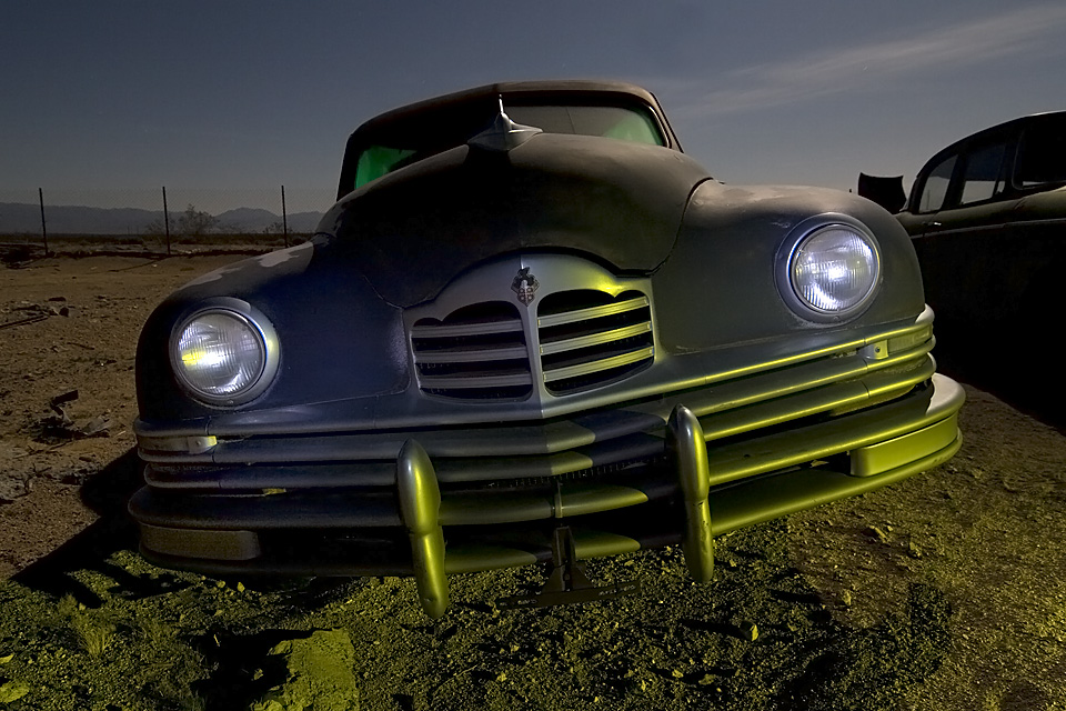 Gangster  :::::  1948 Packard
