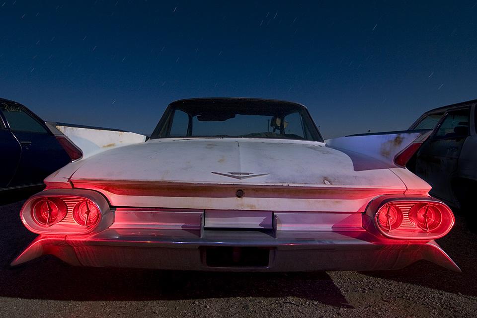 Skegs  :::::  1961 Cadillac