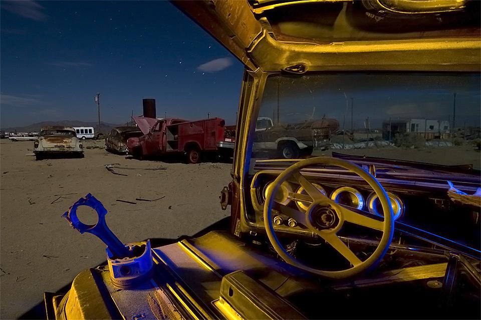 Purple Piston  :::::  1966 Dodge Charger