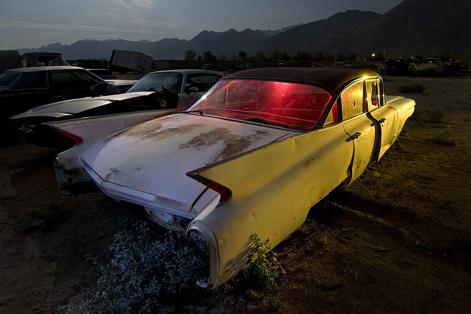 Fifty Footer  :::::  1960 Cadillac Sedan de Ville