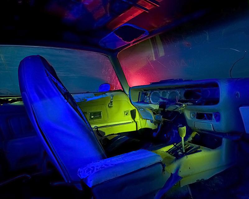 Launch Sequence  :::::  1970s Pontiac Firebird