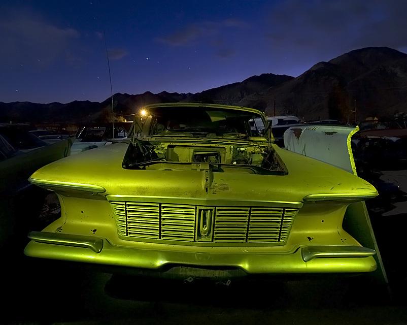 Blind Imperial  :::::  1963 Chrysler Imperial