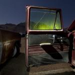 Door Panel Patina  :::::  1955 Plymouth Belvedere