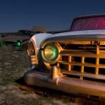 RAM  :::::  1957 Rambler and 1974 AMC Matador