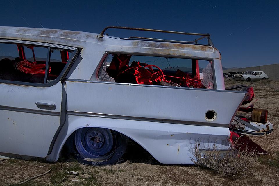 Loaded  :::::  1958 Rambler Cross Country Wagon