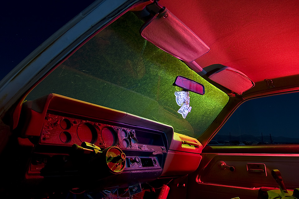 Prom Night  :::::  1971 Chevy Vega