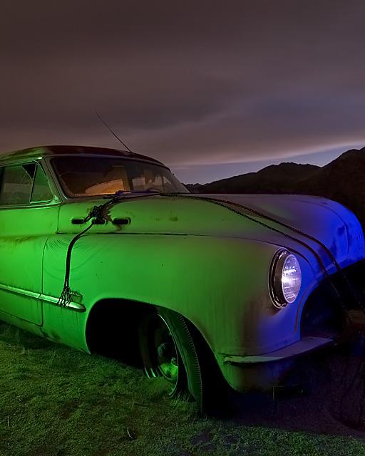 Porthole Stormwatch  :::::  1950 Buick Super