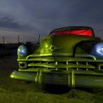 Haunted Castle  :::::  1950 Chrysler Windsor