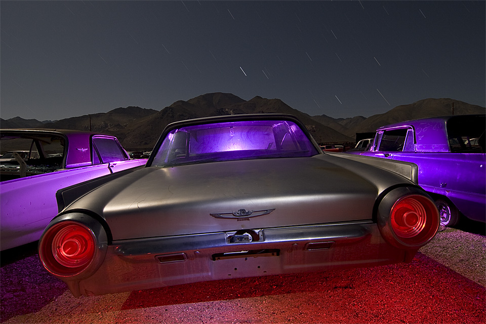 Thunderbirds Are Go!  :::::  1962 Ford Thunderbird