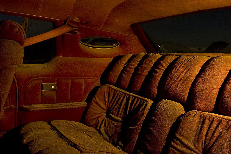 Casket Bordello  :::::  1976 Lincoln Continental MkIV, Pucci Edition