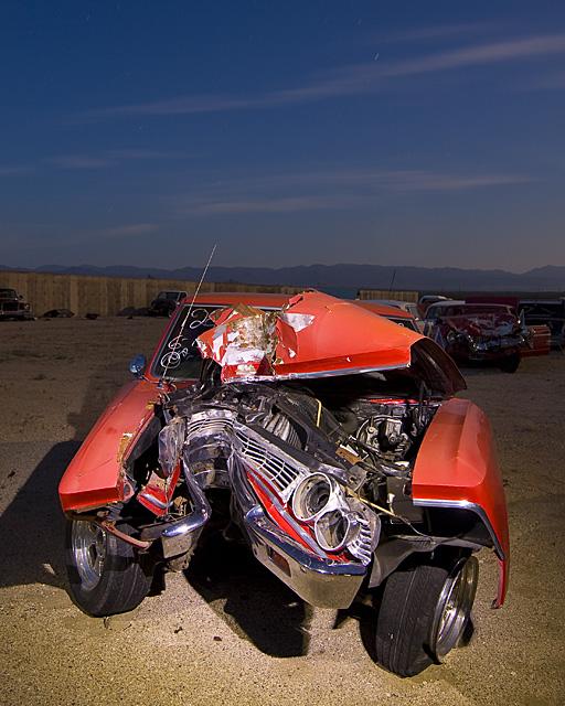 The Pole Won  :::::  1966 Chevy El Camino