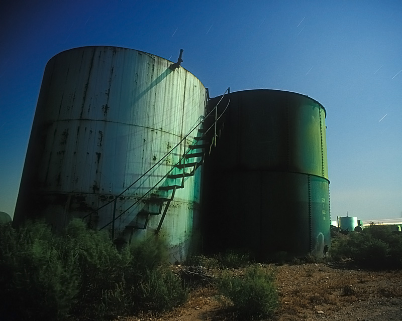 Oil!  :::::  2003  :::::  Penwell, Texas.