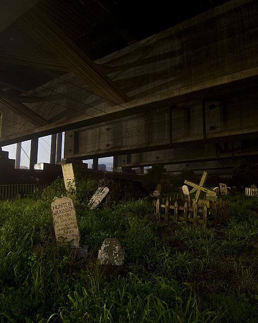 Subterranean Graveyard :::::