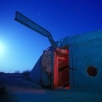 Ammunition Bunker  :::::  2000  :::::  Salton Sea Test Base.