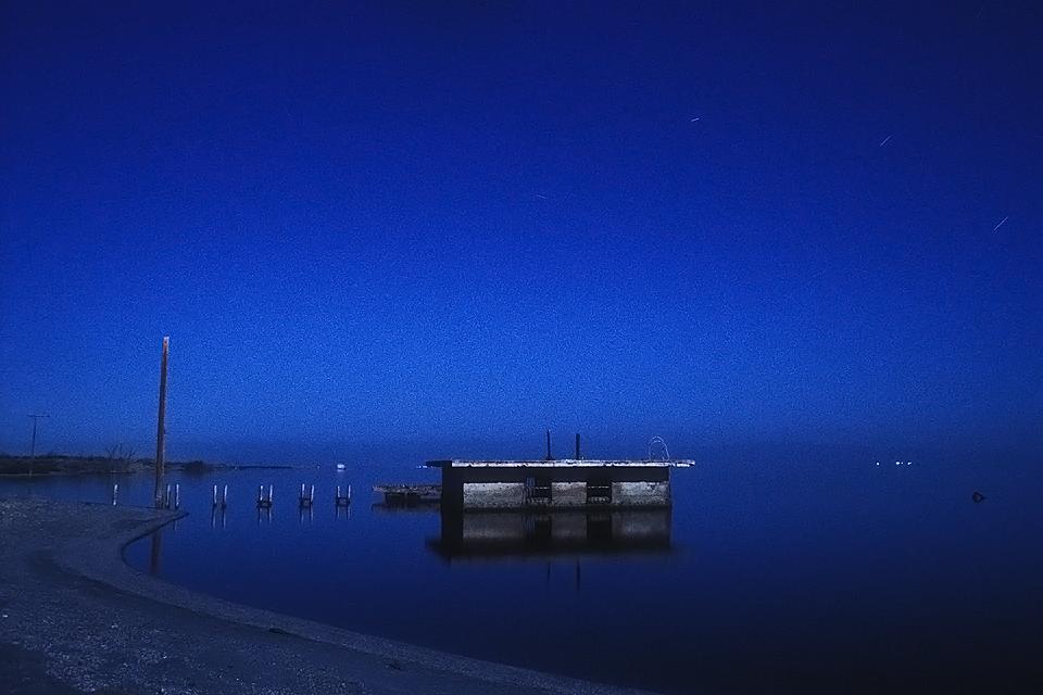 Ground Zero  :::::  2000  :::::  Salton Sea Test Base.