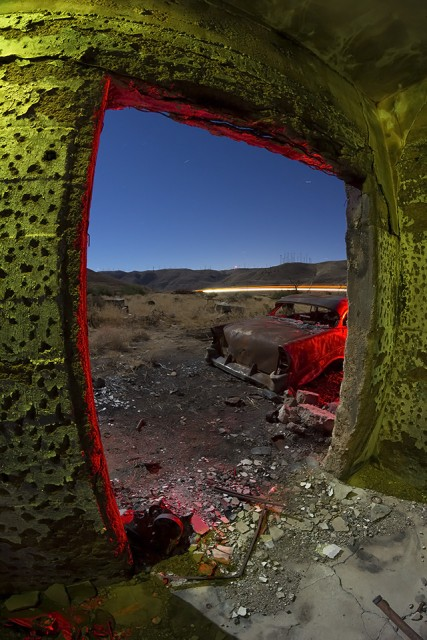 Until There's Nothing Left To Burn :::::  2014  :::::  Sand Canyon, California