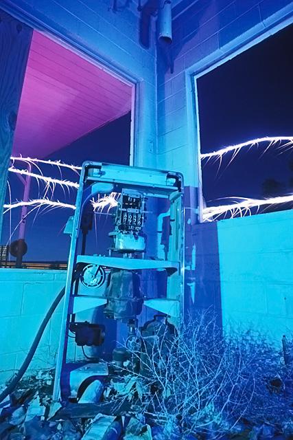 Skeletal Pump  :::::  2000  :::::  San Fidel, New Mexico.