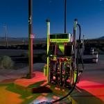 Diesel Number Five  :::::  2010  :::::  Schurz, Nevada.