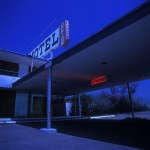 International Style Serifs  :::::  2001  :::::  The Northshore Marina Motel.  Razed in 2007.