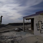 A Wee Piece  :::::  2008  :::::  Salton Sea Beach.