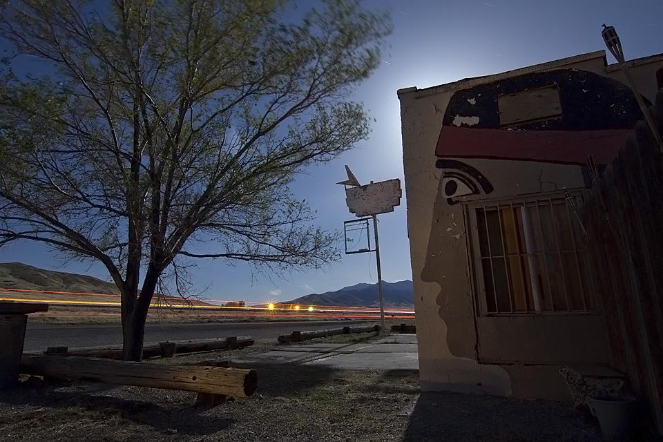 Spitting Stars :::::  2012  :::::  Thunder Mountain, Nevada