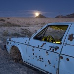 Rabbit Hunting  :::::  2009  :::::  VW Rabbit Pick Up  :::::  Tonopah, Nevada